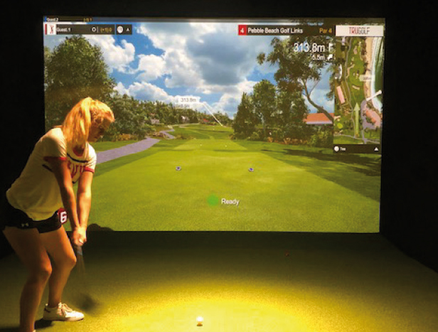 Indoor Golf spielen in Wuppertal