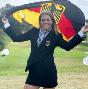 Indoor Golf spielen Referenz von Sophie Witt